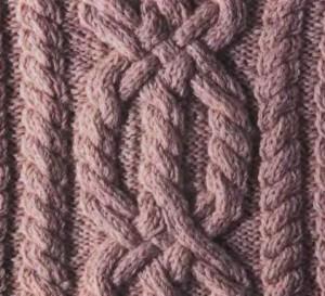 Ирландское вязание араны