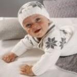 шапочка и костюмчик для малыша