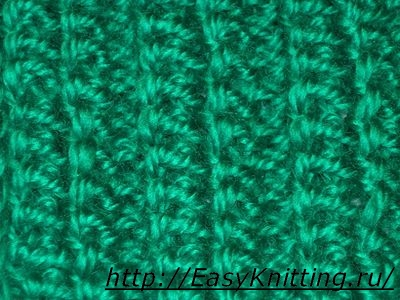 По технологии вязания